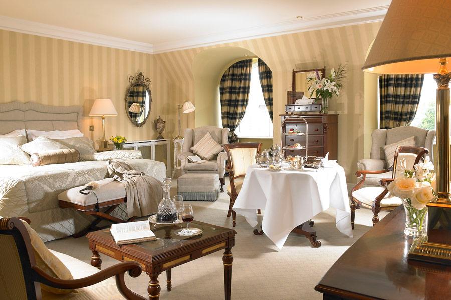 Hayfield Manor Deluxe Bedroom