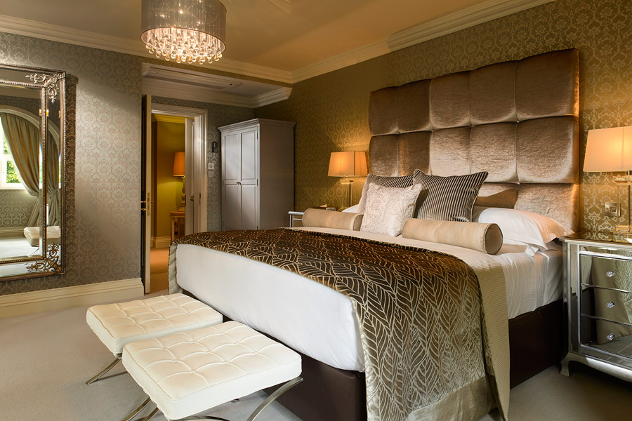 Killarney Park Hotel Bedroom