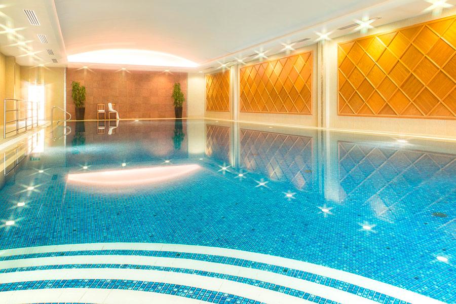 Killarney Park Hotel Swimming Pool