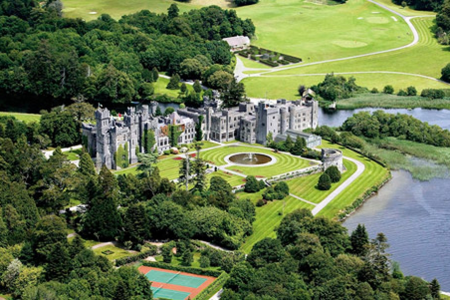 Ashford Castle, Co Mayo
