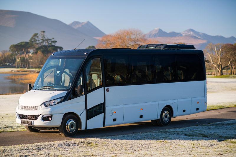 Mini Coach exterior