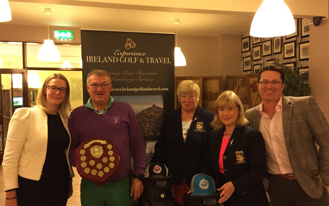 The Inaugural Experience Ireland Golf & Travel Invitational Day