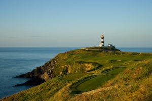 4th Hole at the Old Head Golf Links