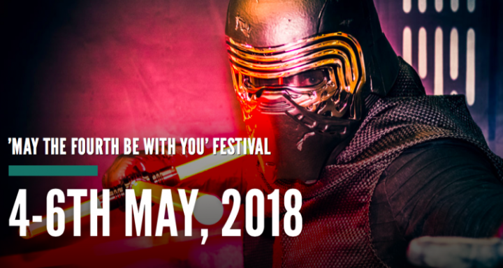 May the Fourth be With You Festival 2018