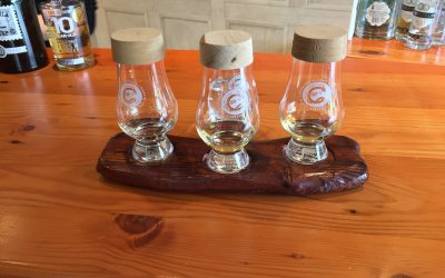 Tom's visit to Connacht Whiskey