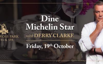 Michelin Star Dining at Muckross Park in October