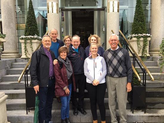 Family vacations Ireland
