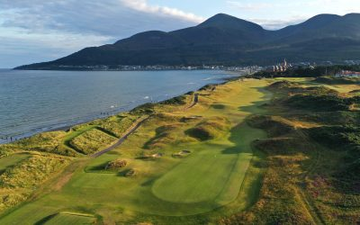 October Tee Times at Royal County Down