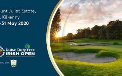 Irish Open Returns to Mount Juliet in 2020