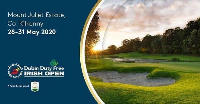 Irish Open Returns to Mount Juliet in 2020
