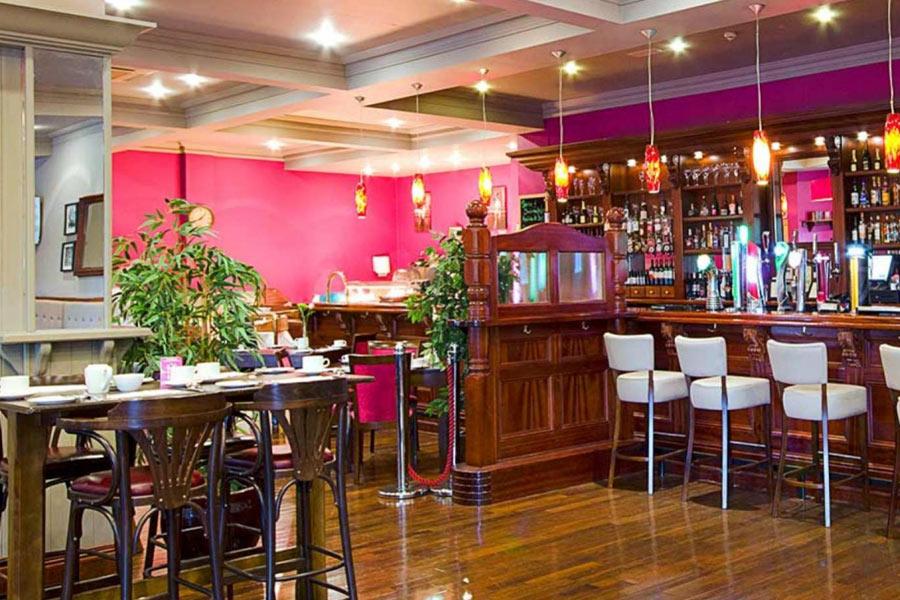 Hotel Ballina bar