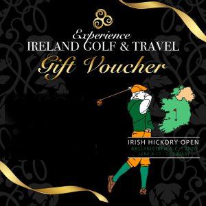Irish Hickory Open 2020 Vouchers