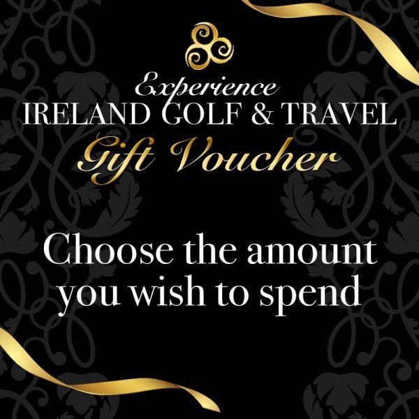 Experience Ireland Golf & Travel Gift Voucher