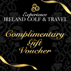 Experience Ireland complimentary gift voucher